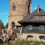 Watchtower Kleť