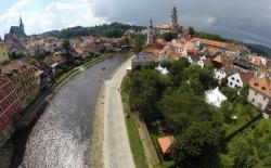 Krumbenowe in Český Krumlov